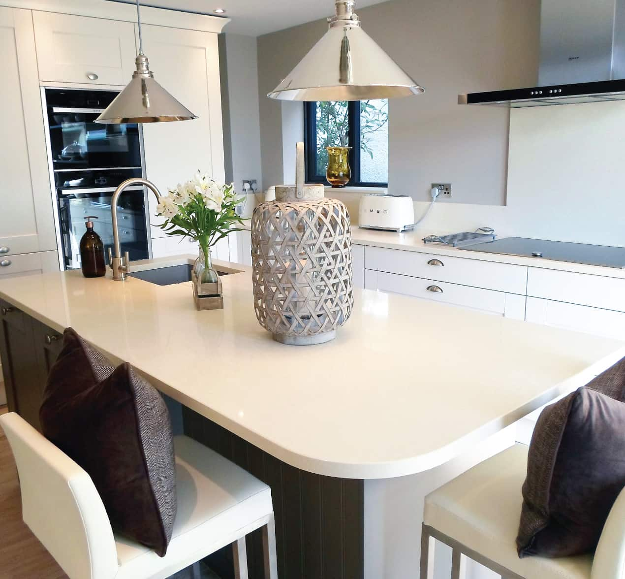A Perfectly Crafted Kitchen Breathes New Life Into A