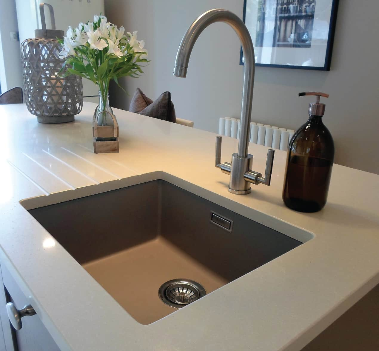 Kitchen Design Centre Wirral: A Perfectly Crafted Kitchen Breathes New Life Into A