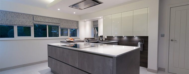 a state of the art kitchen design
