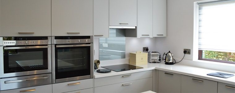 cabinets are key to design