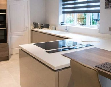 why choose a downdraft extractor for your Kitchen ventilation feature image