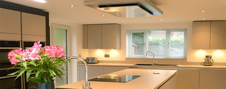 how a ceiling extractor can transform your kitchen