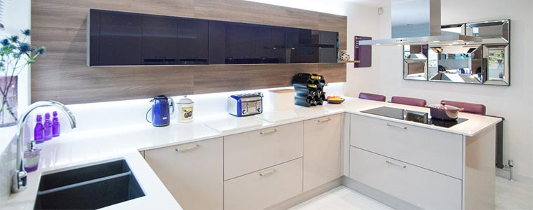 maximising kitchen space
