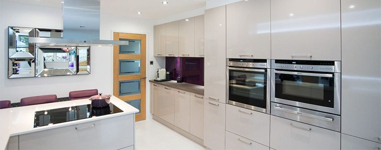 purple inspiration for your kitchen