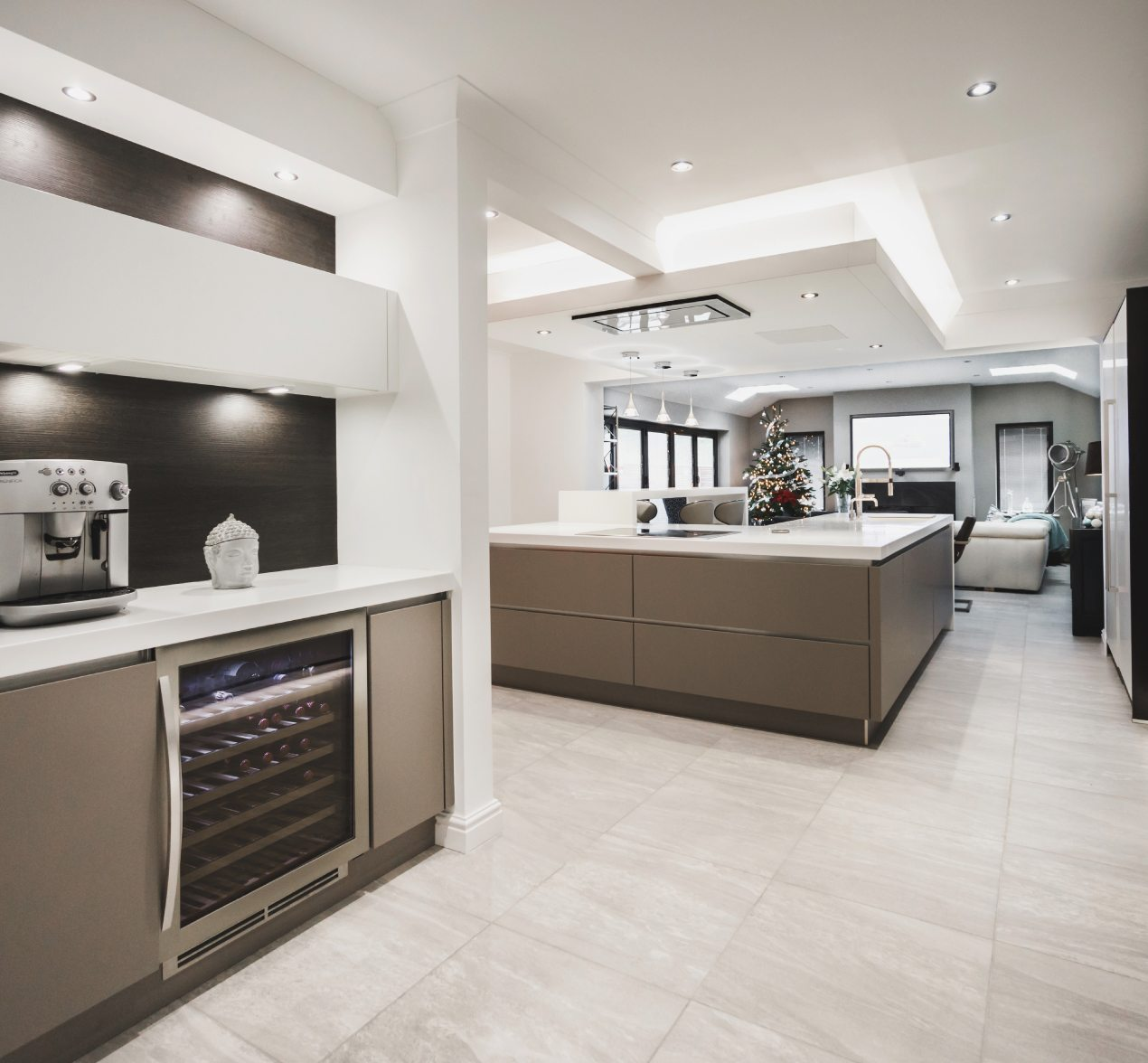 Designer Kitchen Case Study In Colne