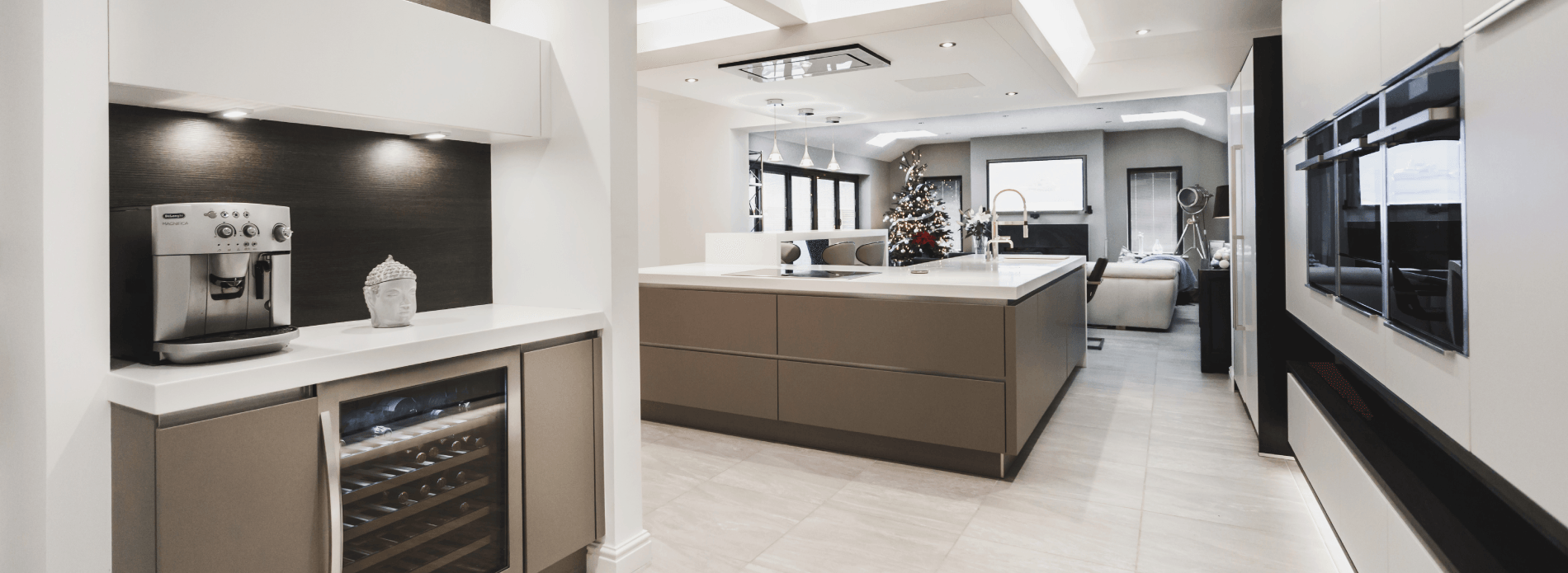 Exceptional A Family Centric Kitchen With An Intriguing Twist