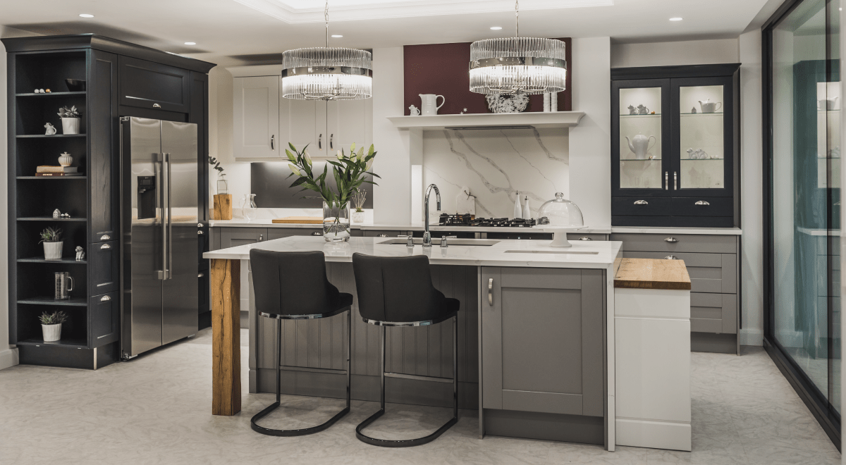 Kitchen Design Centre Barrowford Kitchen Showroom Off M65 Burnley .