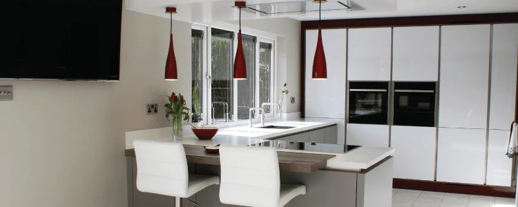 redmond contemporary kitchen
