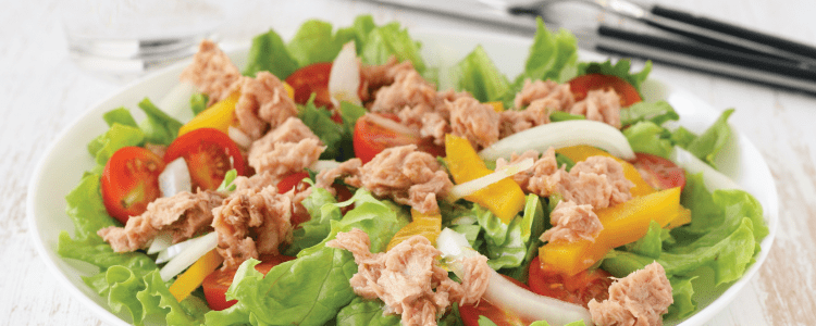 delicious healthy food