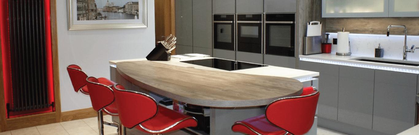 trends in kitchen design 2018