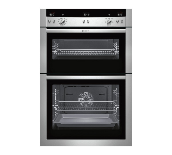 Stainless Steel Double Oven