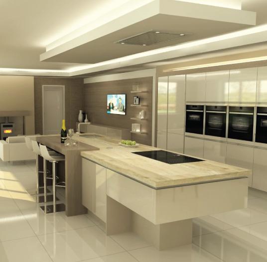 Kitchen Design Centre Audenshaw: Darwen Designer Kitchen