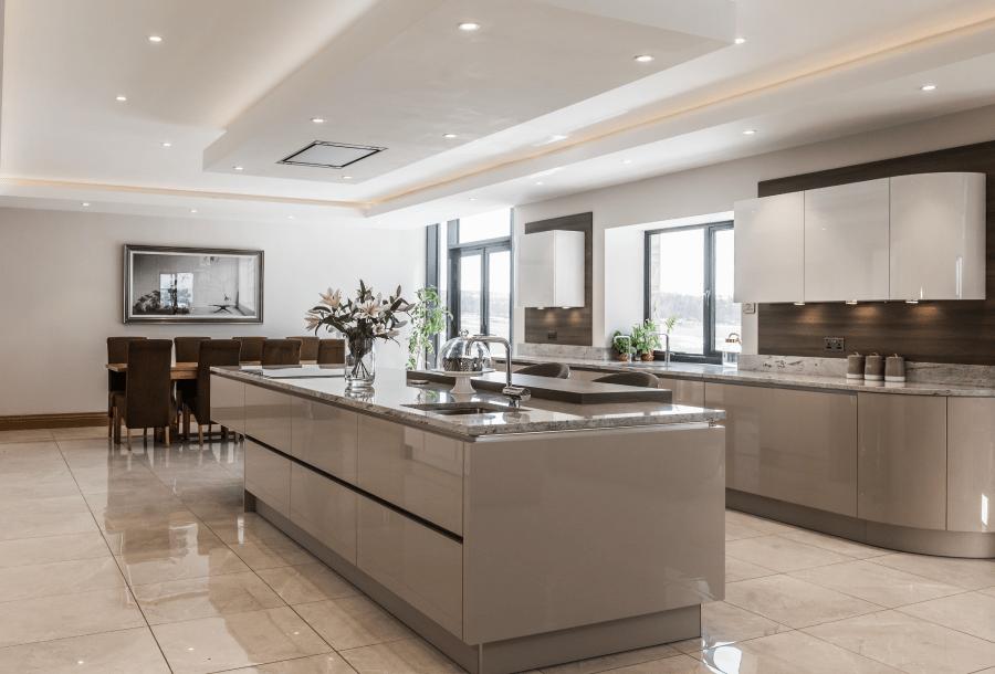 Darwen Designer Kitchen Case Study Kitchen Design Centre