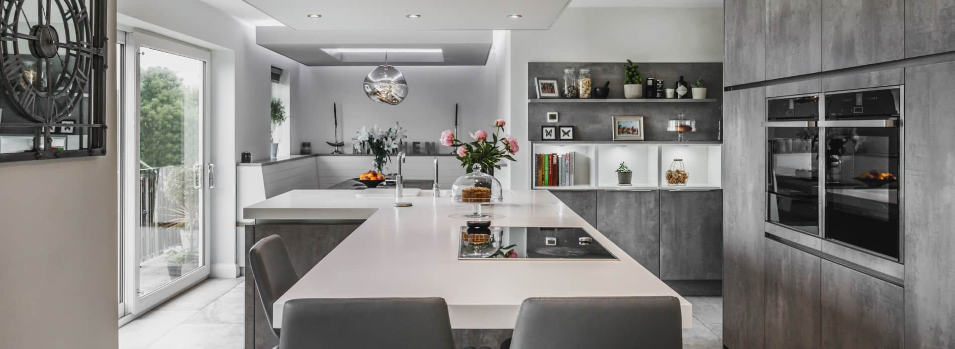 A Totally Reinvented Space For A Busy Family