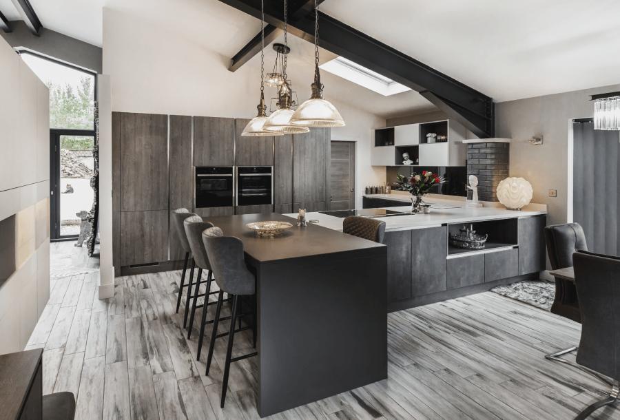 Kitchen Case Study Shades Of Grey Kitchen Kitchen Design