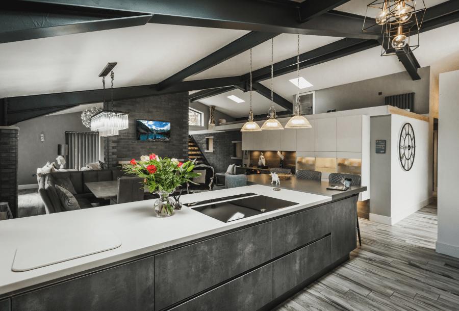 Kitchen Case Study Shades Of Grey Kitchen Kitchen