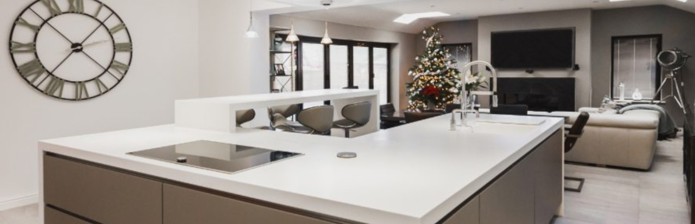 family centric kitchen