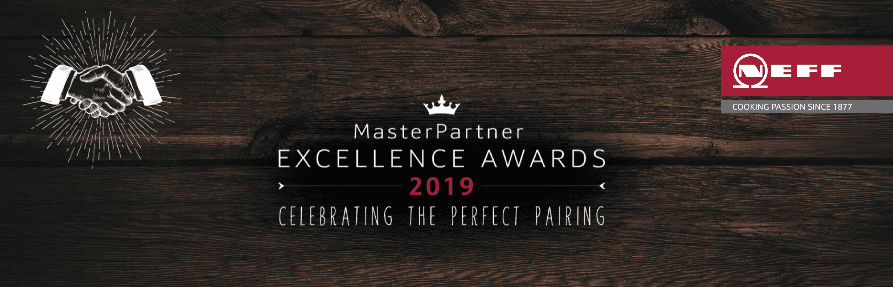 Neff MasterPartner Excellence Award