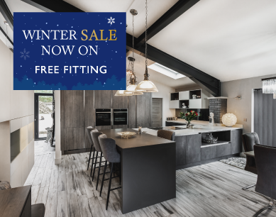 Free Fitting On Your Dream Kitchen