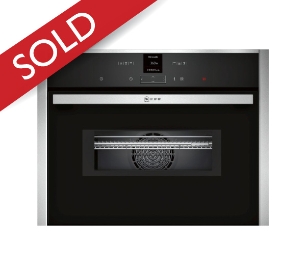 NEFF Compact Oven With Microwave