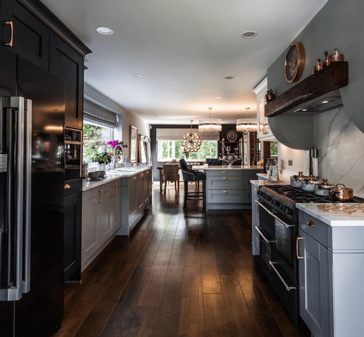 ellison designer kitchen
