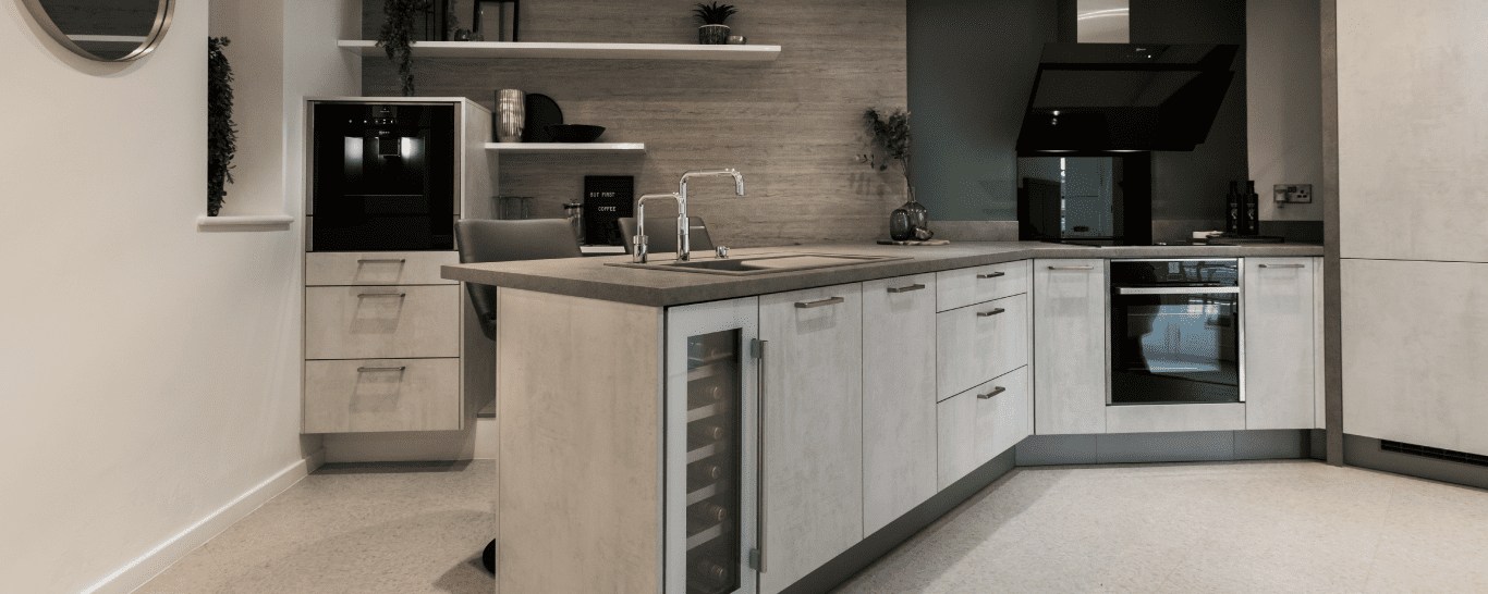 A beautiful update to an existing kitchen