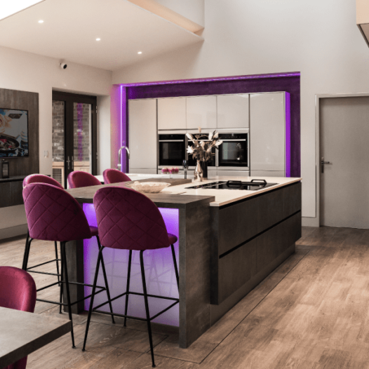 A kitchen fit for a grand design