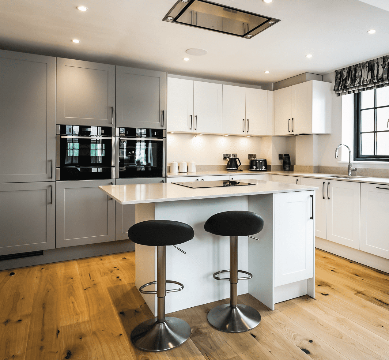 Kitchen Design Centre working with award winning property developer