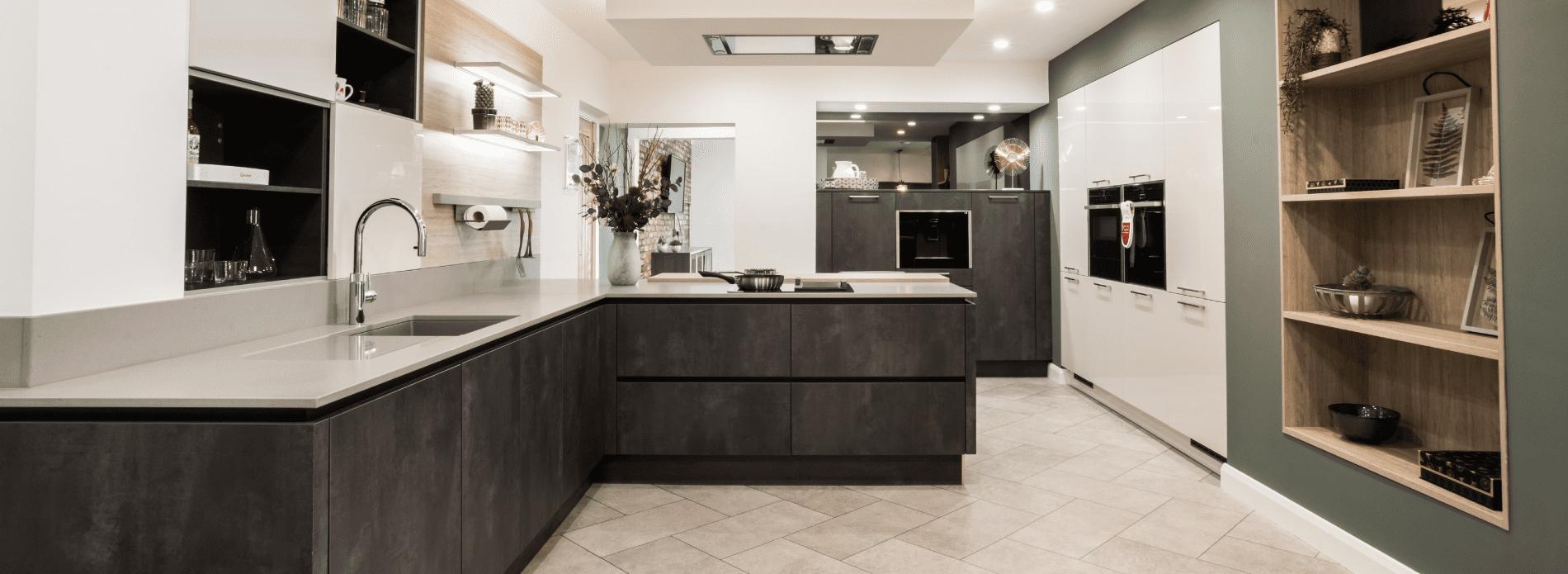 Nature Inspired Designer Kitchen