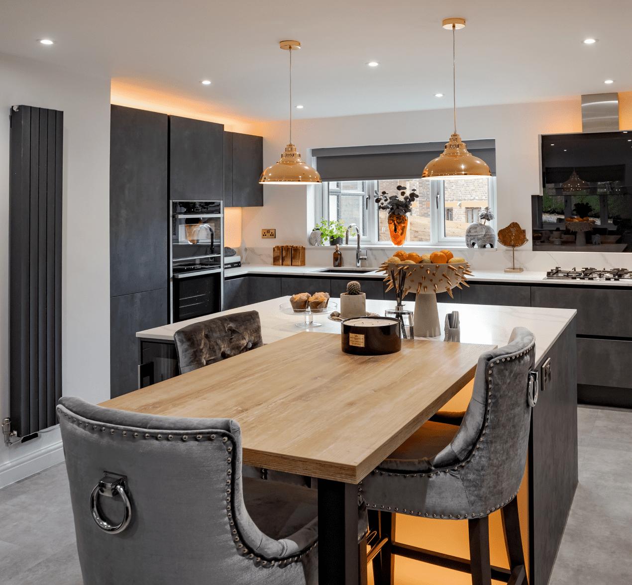 A 'Designer' Kitchen