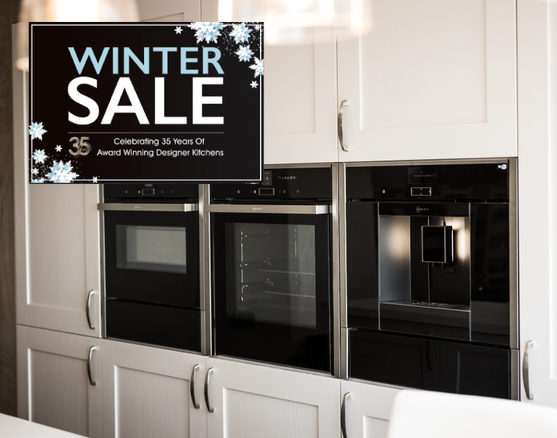 Get Up To £1400 Cashback On High-tech Neff Appliances