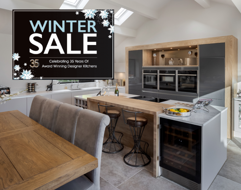 Win £3,500 Cashback On Your Dream Kitchen
