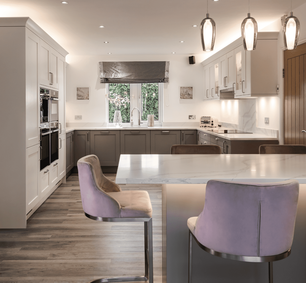 A second Kitchen Design Centre Kitchen …20 years after the first!